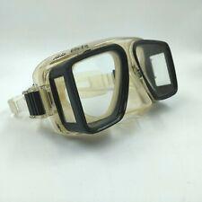 Isle Vista US Divers Scuba Snorkel Mask Tempered Adjustable Free Shipping