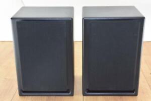 Alte Minos BLP Audio System Performance Studio Monitor in schwarz (3315)