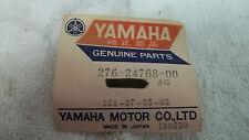 Yamaha OEM NOS stopper 276-24768-00 AT2 AT3 CT2 CT3 DT125 LT2 TX750  #4642