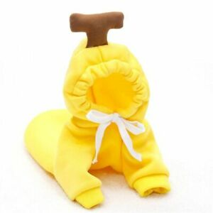 Warm Dog Winter Clothes Cute Dog Coat Hoodies Fleece Pet Dogs Costume Jacket for