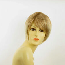 women short wig light blonde wick light copper blond ALINE 27t613