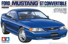 KIT TAMIYA 1:24 AUTO FORD MUSTANG GT CONVERTIBLE ART 24141