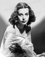 8x10 Print Hedy Lamarr #4589