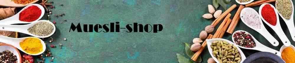 Muesli-shop