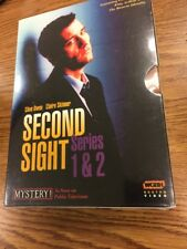 Second Sight, Series 1 & 2 DVD Clive Owen - BRAND NEW