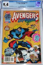 Avengers Unplugged #5 CGC 9.4 Captain Marvel (Monica Rambeau) becomes Photon
