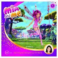 MIA AND ME - (1)-ANKUNFT IN CENTOPIA  CD  4 TRACKS HÖRSPIEL ZUR TV-SERIE   NEU