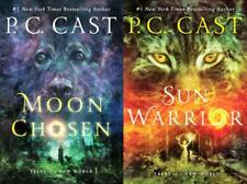 PC Cast TALES OF THE NEW WORLD Young Adult Fantasy Series HARDCOVER Book Set 1-2