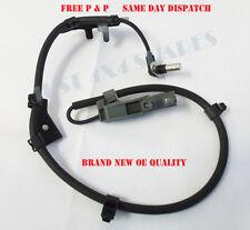 Fits : Isuzu D-Max / Rodeo TFS77/TFS86/TFS85 Front ABS Speed Sensor L/H (2003+)