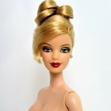Barbie Winter concert poupée modèle muse Hybride nude