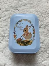 Easter Bin, Light Blue With Handel