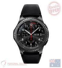 Genuine Samsung Gear S3 Frontier Smartwatch - Black (Australian Stock) New