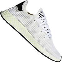 best authentic 1ee55 9f7ba Adidas Originals Deerupt Coureur Baskets pour Hommes Chaussures Bottes  Neuves