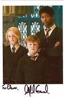 Alfred Enoch - Harry Potter - hand signed Autograph Autogramm COA Zertifikat