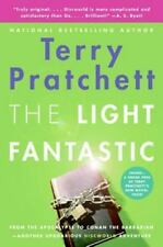 The Light Fantastic: A Discworld Novel by Terry Pratchett