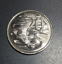 2000 Australia 20 Cents Coin KM# 403 UNC