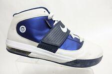 NIKE Lebron Soldier 4 IV Blue/White Sz 16 Men SAMPLE Basketball Sneakers