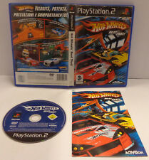 Console Game Gioco SONY Playstation 2 PS2 PSX2 PAL ITA - HOT WHEELS BEAT THAT -