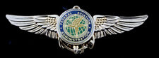 FEDERAL AVIATION ADMINISTRATION FAA PILOT WING PIN UP GIFT RETIREMENT PROMOTION