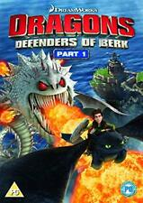 Dragons: Defenders Of Berk Part I  (DVD) [2018][Region 2]