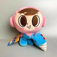 """Rare Mr. Driller Namco Limited Plush doll 8"""" Stuffed Toy Susumu Hori Japan game"""