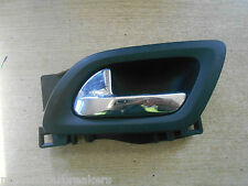 PEUGEOT 308 2010 NSR PASSENGER SIDE REAR INTERIOR DOOR HANDLE