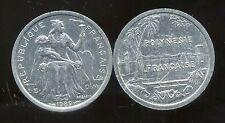 POLYNESIE francaise 1 franc 1989