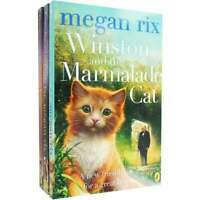 Megan Rix Pets in History 3 Book Collection Set NEW