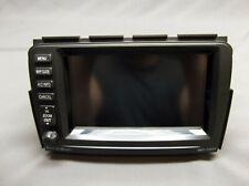 2005 - 2006 Acura MDX Navigation Information Display Screen 39810-S3V-A220-M1