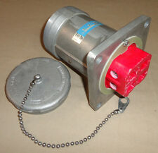 Crouse Hinds Pin&Sleeve AR1047 Arktite Receptacle 100A 4W4P USED