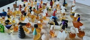 100 Parfum Miniaturen Sammlung Mini Flakon - Konvolut