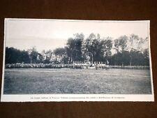 WW1 Prima guerra mondiale 1914-1918 Francia Ricompense agli Italiani nel 1918