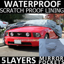 1991 1992 1993 Ford Mustang 5LAYERS WATERPROOF Car Cover