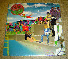PHILIPPINES:PRINCE & THE REVOLUTION - Around The World In A Day LP + Lyric Sheet