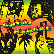 Various Artists : Great Reggae CD