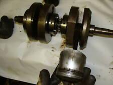 1966 honda cl77 cl 77 scrambler hm96 crank and pistons