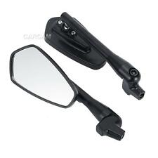 Black Motorcycle Side Mirrors For Suzuki Boulevard M109R M50 M90 C109R C50 C90