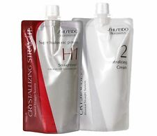 SHISEIDO JAPAN Crystallizing Straight  H1  2 Neutralizer For Coarse hair