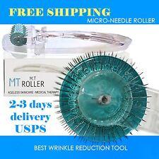 Microneedle Skin Roller 1.50mm Micro Derma Needle Roller Scars Wrinkle