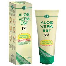 Esi Aloe Vera Gel con Vitamina E e Tea Tree Oil 200ml