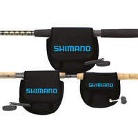Shimano Neoprene Spinning Reel Covers - 3 sizes - Fishing Reel Protective Covers