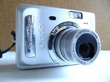 Pentax Optio S45 4.0MP Digital Camera - Silver