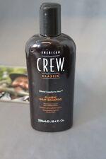 equipaggio americano CLASSIC GRAY SHAMPOO 250 ml