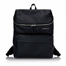 MANDARINA DUCK Men Backpack MD PRIME PRT01651 Black Cow Leather Business Casual