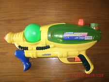 Super Soaker XP 270 yellow/green, works, has cosmetic wear