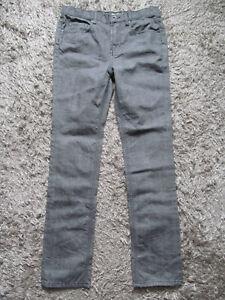 DKNY Grey Jeans Trouser 29 Regular / 30