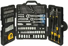 Stanley Stmt81031 Mixed Tool Set 170 Piece 1/4 in & 3/8 in Sae & Metric New