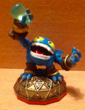 FIGURINE SKYLANDER SKYLANDERS SERIE 2 GIANTS GIANT POP FIZZ POPFIZZ MAGIC BLEU