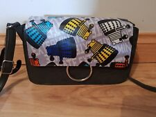 dalek - Doctor Who themed handbag - hand made