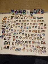 Huge Lot Hundreds MLB Baseball Panini Stickers +  1980's/ 1990s Rare Players